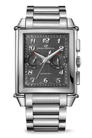 Girard Perregaux 25883-11-121-BB6C Vintage 1945 XXL Chronograph Mens Watch
