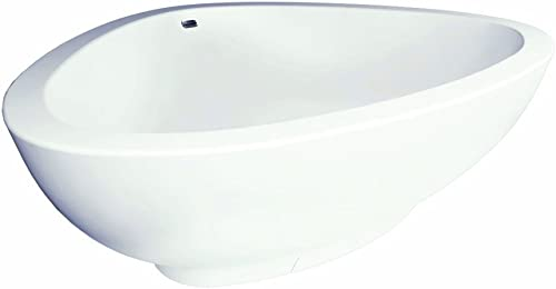 Axor 18950000 Massaud Freestanding Tub