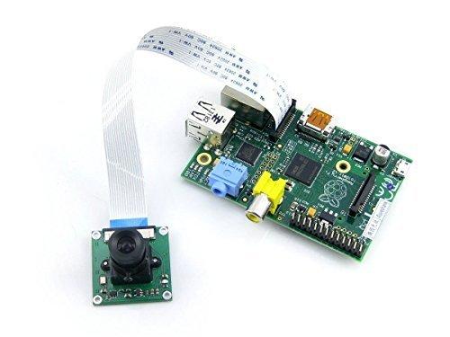 Waveshare RPi Camera (B), Adjustable-Focus