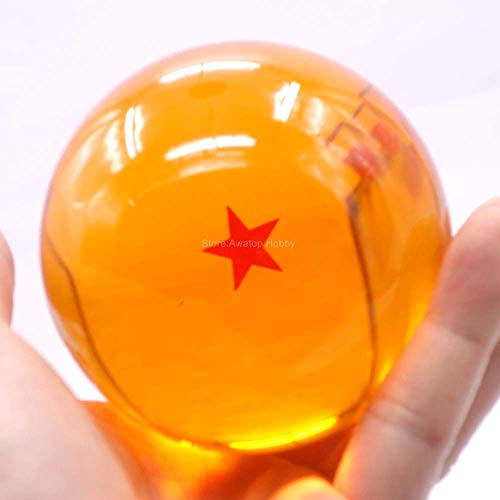 Mickey Crystal Ball - Grocoto Prime - Action & Toy Figures - 7cm Big Size 1 2 3 4 5 6 7 Star Dragonball Dragon Ball Crystal Balls Goku z Action Figures Toys for chlidren New in Box 1 PCs
