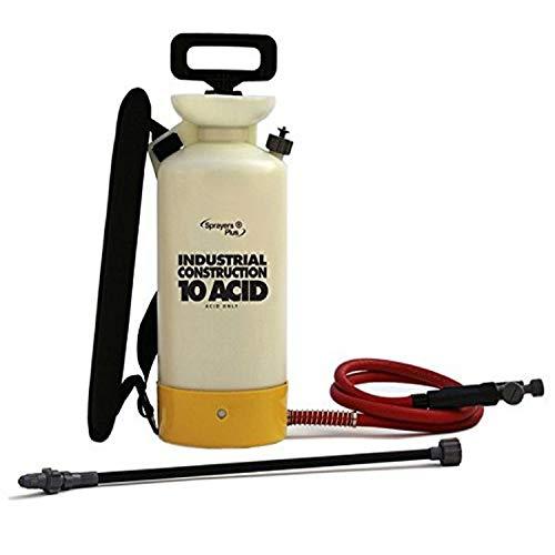 Sprayers Plus Construction Acid Sprayer, 1 gallon