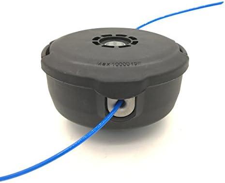 Shioshen Grifo alimentación Cabeza Trimmer 10mm Doble línea Auto ...