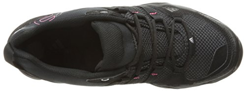 Adidas exterior Ax2 cartón / negro / marrón óxido zapatilla de deporte de 6 B (m) Utility Black/Black/Bahia Pink