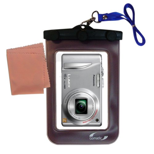 underwater camera housing lumix - 6