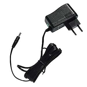 Cargador 5V compatible con Router D-Link DIR-615 Ver D4 (Fuente de alimentación) - enchufe español