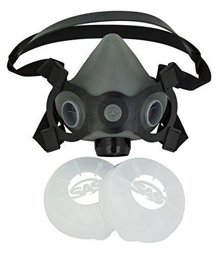 SAS Safety Corp. 311-3017 SAS Safety BreatheMate Half Mas...