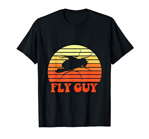 Funny Weird Hipster Fly Guy 70s Vintage Retro Gift Idea (Unusual Group Halloween Costume Ideas)