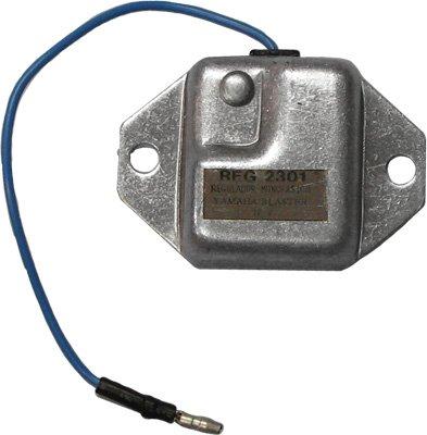 - Suzuki Rectifier / Regulator Model LT250R QuadRacer 1985-1992 Part# 27-10443 OEM# 32500-19A00