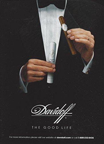 print-ad-for-2000-davidoff-cigars-the-good-life-tuxedo-man-scene