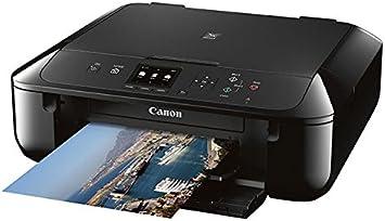 Amazon.com: Canon mg5720 Wireless All-in-One Printer con ...