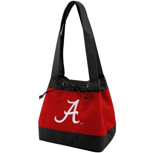 - NCAA Alabama Crimson Tide Fashion Lunch Bag with Embroidered Logo