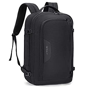 Fresion Business Laptop Backpack Briefcase – 17.3 Inch Business Backpack Travel Rucksack with USB Charging Port…