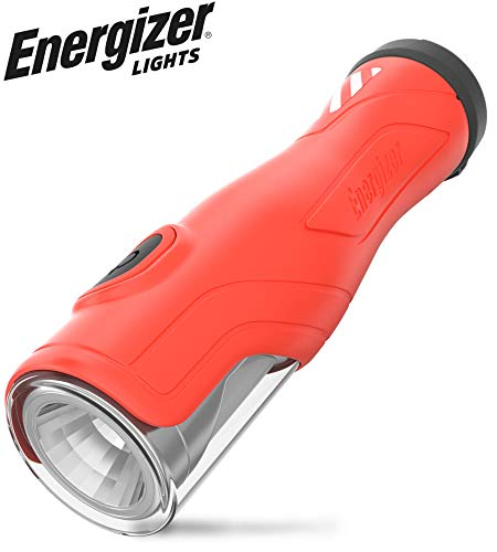 Energizer WEATHEREADY LED, Lantern and Flashlight Mode IPX4 Water Resistant, Professional Durability, Power Failure Light, 2 AA Batteries Included