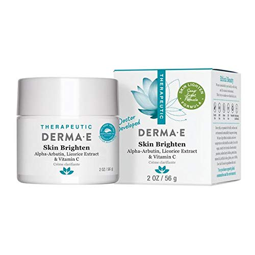 Derma E - Skin Lighten, 2 oz cream ( Multi-Pack)