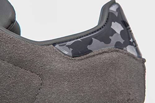 Enfant Chaussures Gris Rouge de adidas Fitness Superstar J Mixte qTExwFUgZY