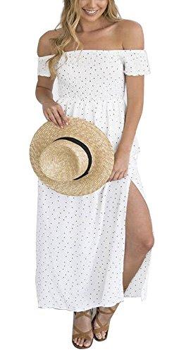 Walant Women Casual Shoulder Dresses