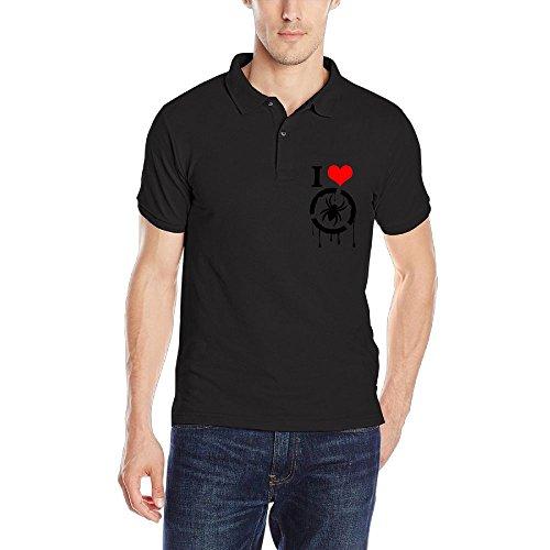 ZHONGJIAN Men's Polo Shirt Short Sleeve With Cool - Cuming Men