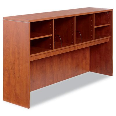 ALEVA296615MC - Best Valencia Series Open Storage Hutch by Alera