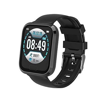 GOGR Waterproof Sports Smart Band Gps Smart Wristband Blood Pressure Oxygen Smart Bracelet Fitness Bracelet Heart Rate Monitor Estimated Price £41.91 -