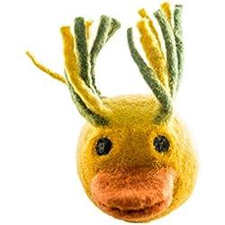 Le Sharma Eco-Animal Head Ball (Duck)