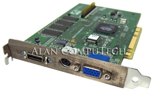 Pro Rage Pci Ati (Ati - ATI 8MB 3D Rage LT PRO PCI Video Card NEW 109-54100-00 - 109-54100-00)