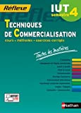 Toutes les matières IUT Techniques de Commercialisation – Semestre 4