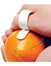 Want 10pcs Creative Kitchen Gadgets Cooking Tools Mandarin Orange Peeler Parer Finger Type Cleverly Open Orange Peel... compare