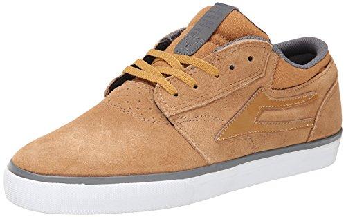 Lakai - Zapatillas de skateboarding para hombre Amarillo mostaza