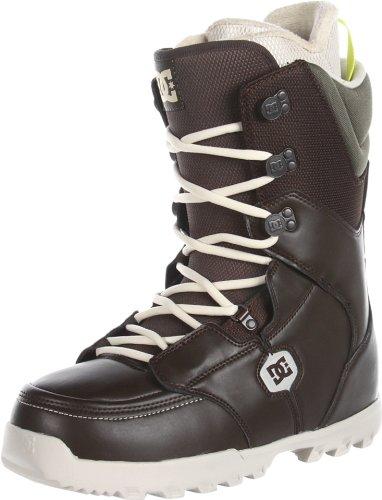 DC Rogan Snowboard Boots - Braun