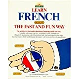 img - for Barron's Learn French The Fast And Fun Way - Third Edition book / textbook / text book
