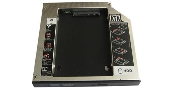 Generic Pata IDE a SATA 2. Disco Duro HDD SSD Caddy DELL Inspiron ...