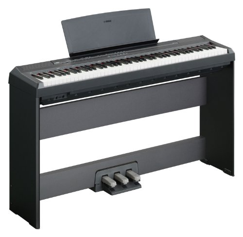 Yamaha P-105B Stage Piano Black SET inkl. L-85B und LP-5A
