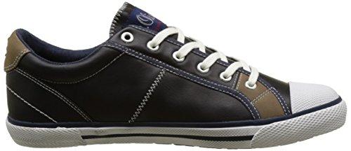 s.Oliver 13622, Zapatillas para Hombre Azul (NAVY 805)