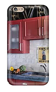 Jewel Solomon Case Cover Protector Specially Made For Iphone 6 Contemporary Kitchen With Concrete Counter Red Cabinets Amp Marble Tile Backsplash