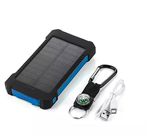 30000 Mah Solar Power Bank - 6
