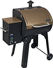Change the way you cook outdoors and bring the savory simplicity of the SmokePro XT Pellet Grill to your back patio. Just like your kitchen oven, the SmokePro XT automatically maintains whatever temperature you set, so you don't have to worry...