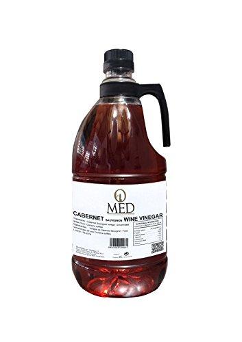 O-Med Cabernet Sauvignon Vinegar - 2 LTR ()