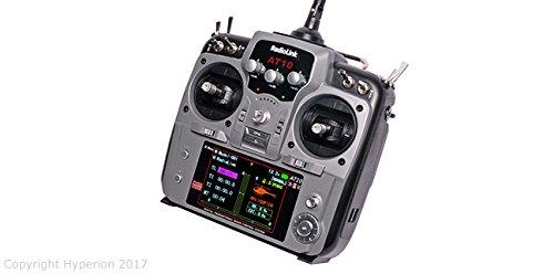 Radiolink Radiolink AT10 (Mode II 12CH 2.4G 12CH 送信機 R12DS 受信機 & PRM-01付き (Mode 1) B071JLGJPT, こん太村:6d5866ae --- itxassou.fr