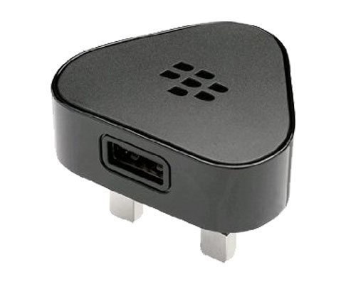 - Genuine BlackBerry Mains to USB Wall Charger - ASY-24479-004