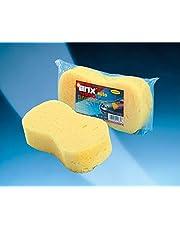 اسفنجة للتنظيف من اريكس - اصفر