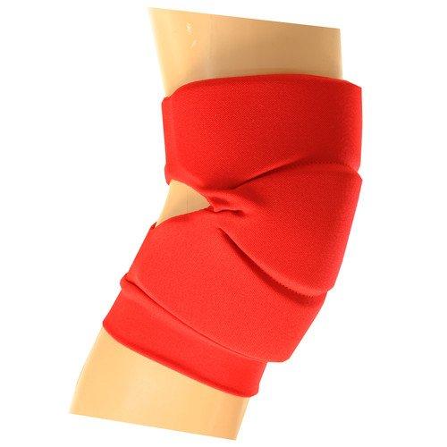 McDavid 643R Deluxe Knee Elbow Pad Scarlet Red X-Large