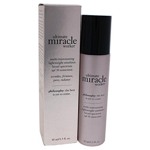 Miracle Worker Multi-Rejuvenating SPF 30 Lightweight Emulsion, 1.5 Ounce ()