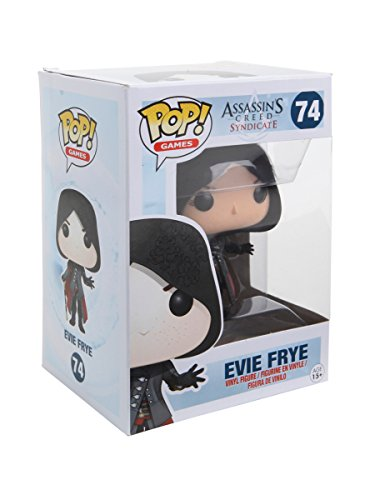 Funko Assassin's Creed Syndicate Pop! Games Evie Frye Vinyl Figure