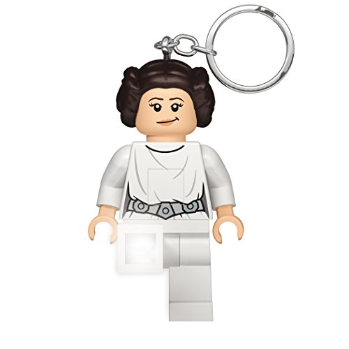 LEGO Star Wars Episode 8: The Last Jedi - Princess Leia LED Key Light -