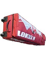 Equipo de doble cubierta LOKKER Wheelie bolsa para tabla de snowboard
