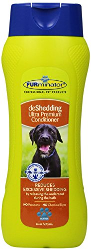 FURminator deShedding Ultra Premium Conditioner, 16-Ounce (Furminator Dog Conditioner compare prices)