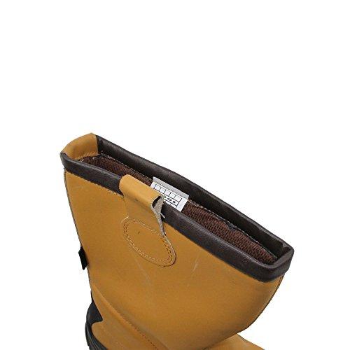 Ergos - Calzado de protección de Piel para hombre Beige beige Beige - beige