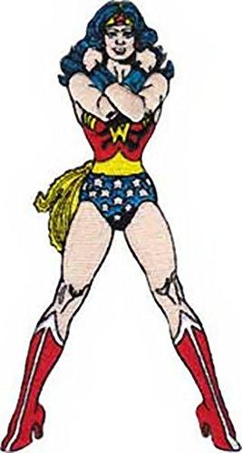 Blue Heron DC Comics Wonder Woman Full Body 5