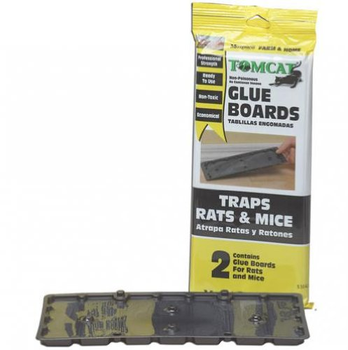 Motomco Tomcat Glue Board Value Pack Rat And Mouse Trap