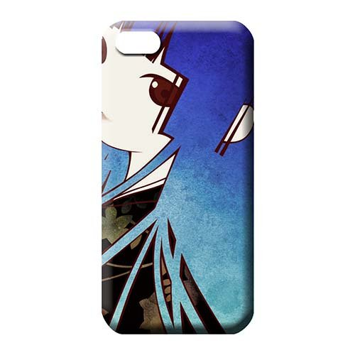 Mobile Phone Cases Shock Absorbing Bumper Awesome Phone Cases Gakuen mokushiroku Highschool of the dead iPhone 7 Plus